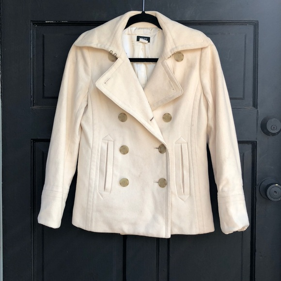 J. Crew Jackets & Blazers - J. Crew Wool Blend Coat